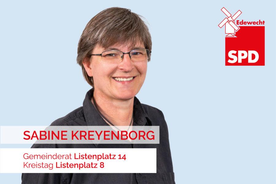 Sabine Kreyenborg